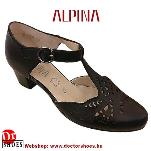 Alpina Fauna Black | DoctorShoes.hu
