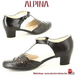 Alpina Fauna Black   DoctorShoes.hu