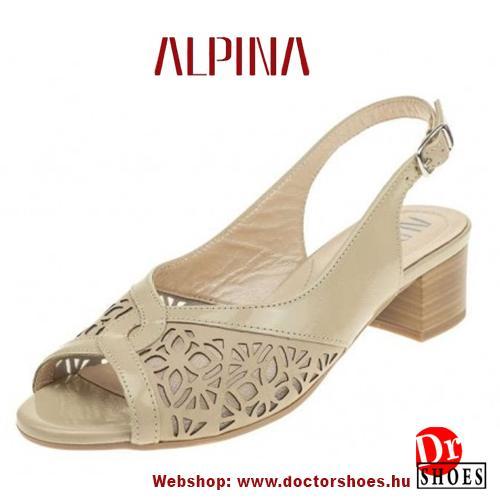 Alpina LIMA beige   DoctorShoes.hu