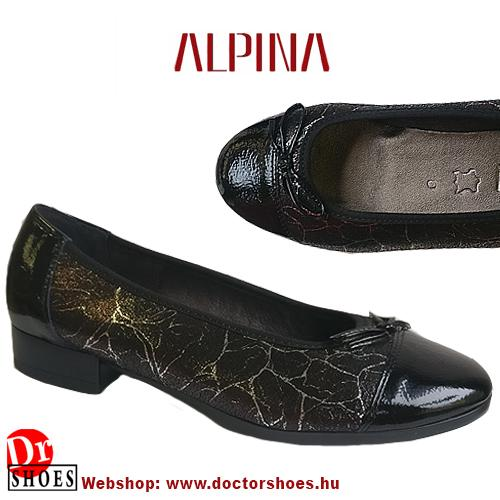 Alpina GOTTI black | DoctorShoes.hu