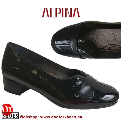 Alpina Emily Black | DoctorShoes.hu
