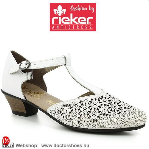 Rieker Roka White | DoctorShoes.hu