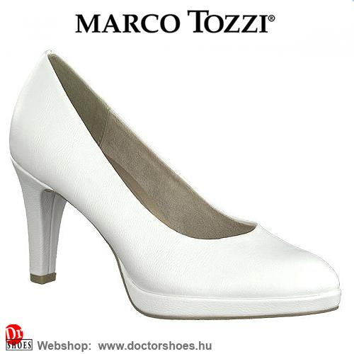 Marco Tozzi Wend White | DoctorShoes.hu