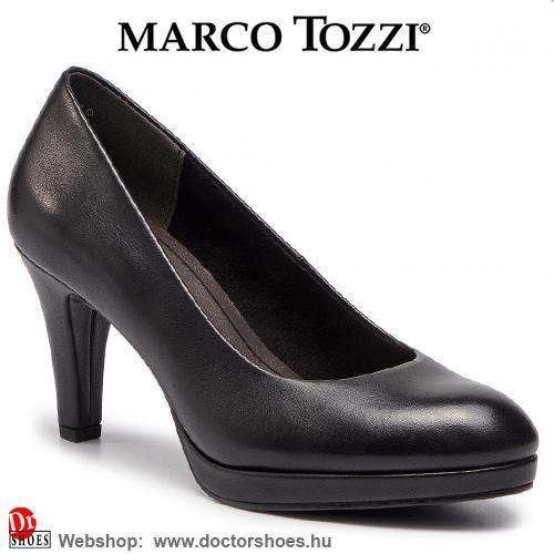 Marco Tozzi Plan Black | DoctorShoes.hu