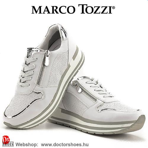 Marco Tozzi Sissy White | DoctorShoes.hu