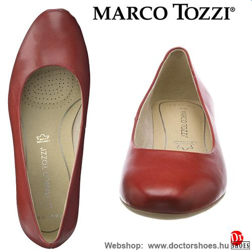 Marco Tozzi Side Red | DoctorShoes.hu