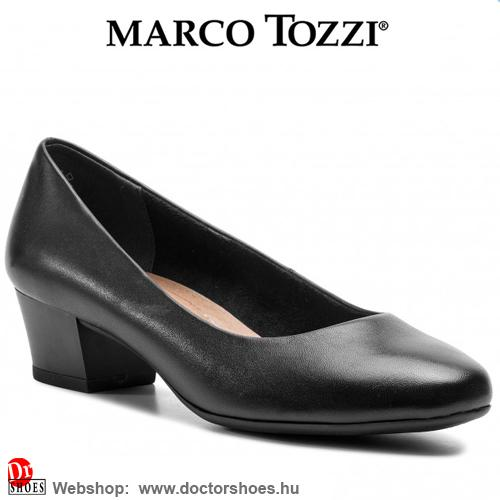 8787ae0059 Marco Tozzi Dock Black | DoctorShoes.hu