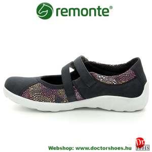 Remonte Velor Blue | DoctorShoes.hu