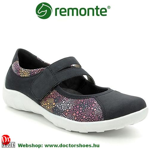 Remonte Velor Blue | DoctorShoes.hu