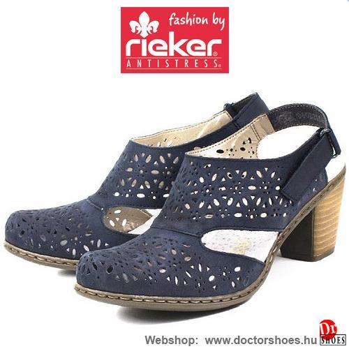Rieker Balu Blue   DoctorShoes.hu