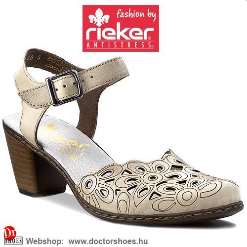Rieker Zenta Beige | DoctorShoes.hu