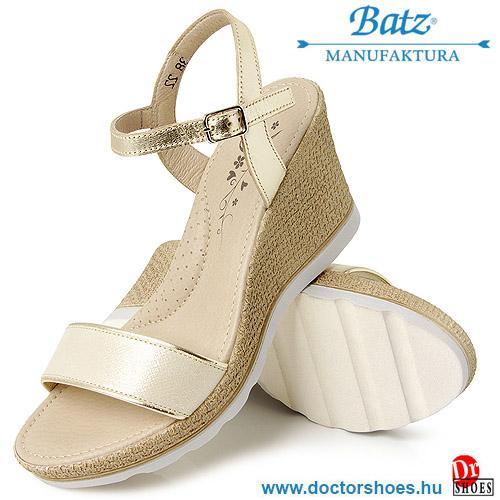 Batz Alina Gold   DoctorShoes.hu