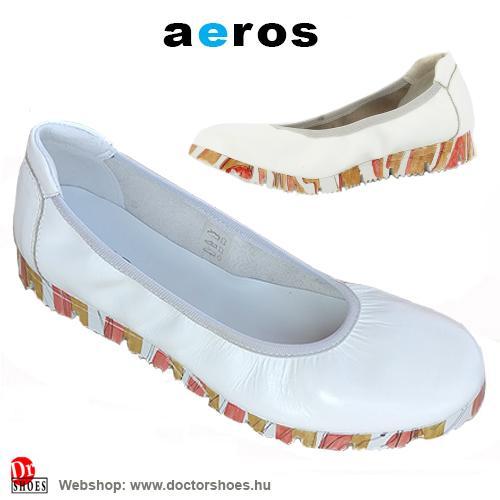 Aeros Lula White | DoctorShoes.hu