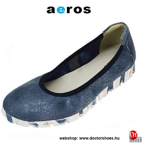 Aeros Lula Blue | DoctorShoes.hu