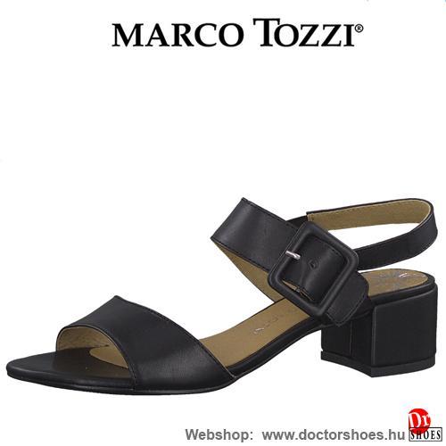 Marco Tozzi Rint Black | DoctorShoes.hu