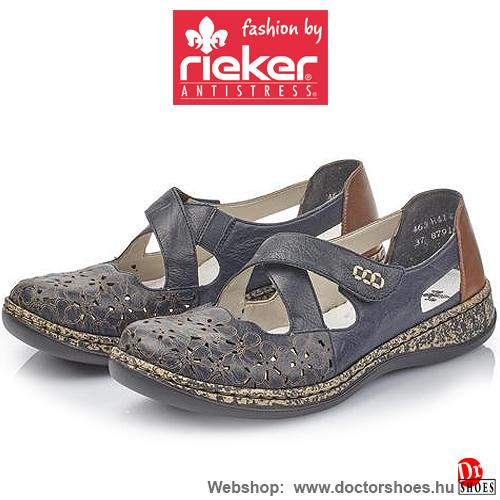 Rieker Font Blue | DoctorShoes.hu