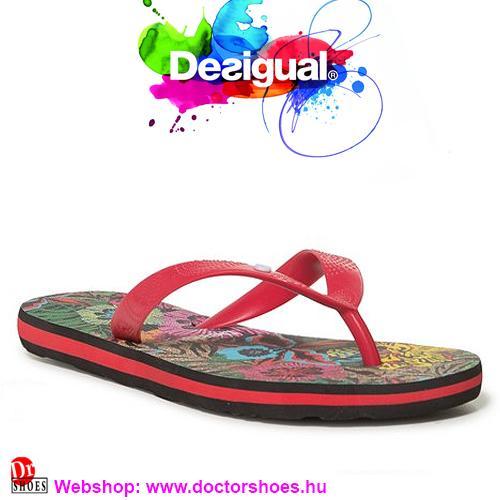 Desigual Tropic Red | DoctorShoes.hu