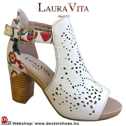 Laura Vita Bernie White | DoctorShoes.hu
