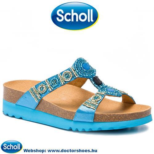 Scholl New Bogota Blue | DoctorShoes.hu
