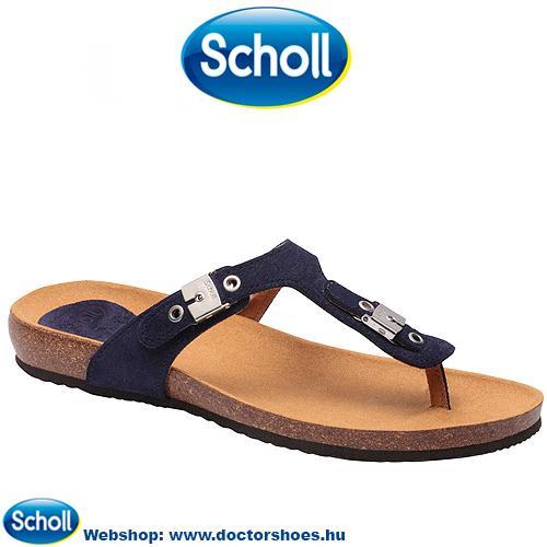 Scholl Bimini Blue | DoctorShoes.hu