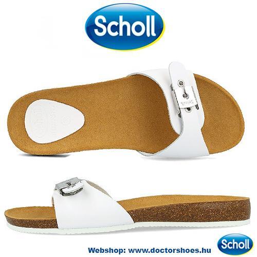 Scholl Bahama White | DoctorShoes.hu