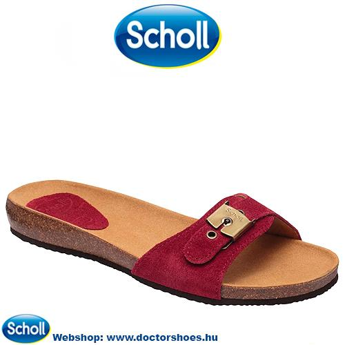 Scholl Bahama Red | DoctorShoes.hu