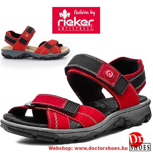 Rieker Fire Red | DoctorShoes.hu
