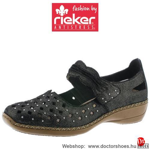 Rieker Fita Black | DoctorShoes.hu
