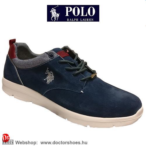 Ralph Lauren Serge Blue | DoctorShoes.hu