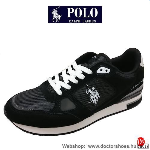 Ralph Lauren Trev Black | DoctorShoes.hu