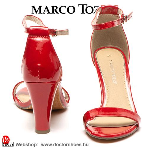 Marco Tozzi Elix Red | DoctorShoes.hu