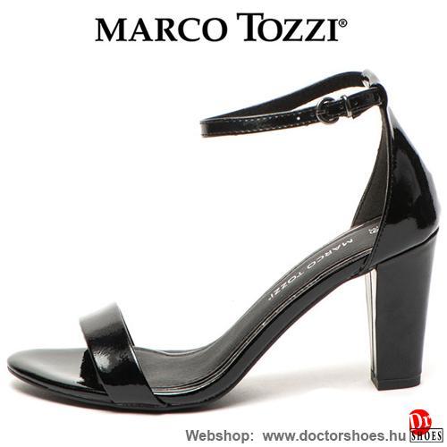 Marco Tozzi Elix Black | DoctorShoes.hu