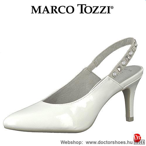 Marco Tozzi Tine White | DoctorShoes.hu