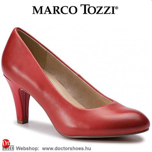 Marco Tozzi Tron Red | DoctorShoes.hu