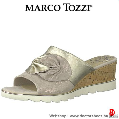 Marco Tozzi Mille silver | DoctorShoes.hu