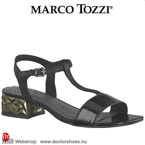 Marco Tozzi Visk black | DoctorShoes.hu