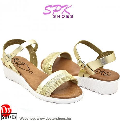 SPK SHOES Luxi gold | DoctorShoes.hu