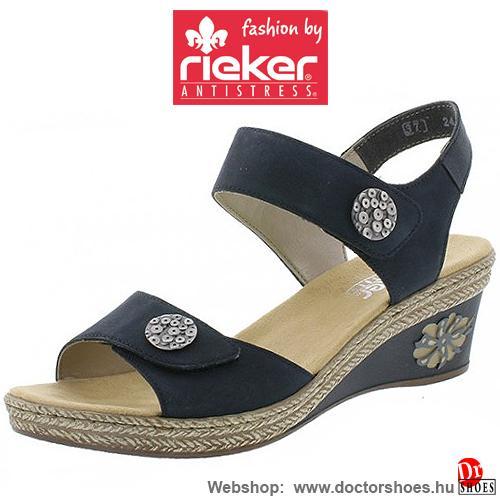 Rieker Diva navy | DoctorShoes.hu