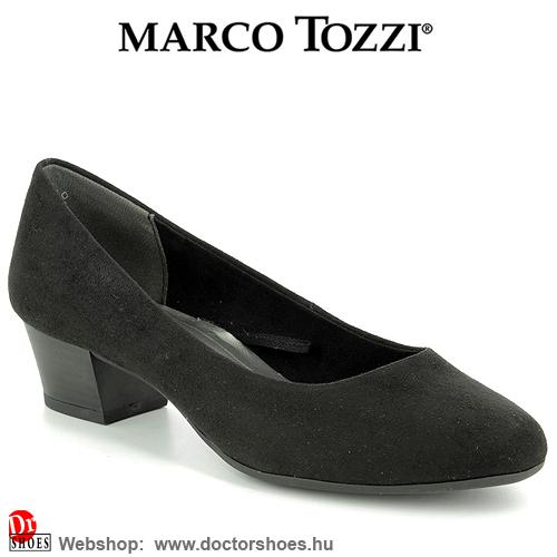 Marco Tozzi Fudra black | DoctorShoes.hu