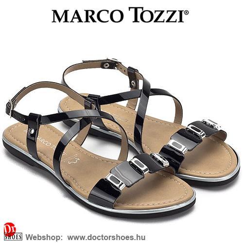 Marco Tozzi Coto black | DoctorShoes.hu