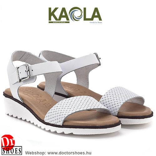 Kaola Trenza white | DoctorShoes.hu