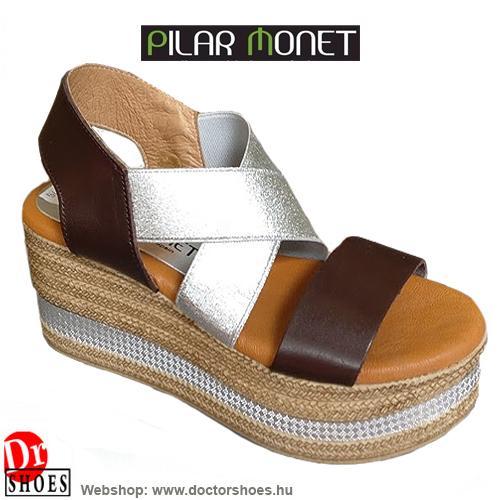PilarMonet Blanco | DoctorShoes.hu