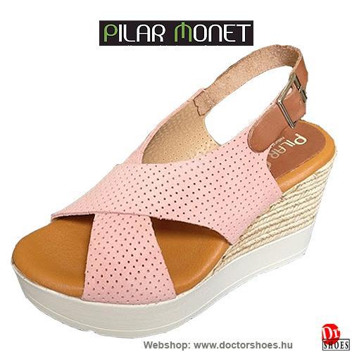 PilarMonet Nude pink | DoctorShoes.hu
