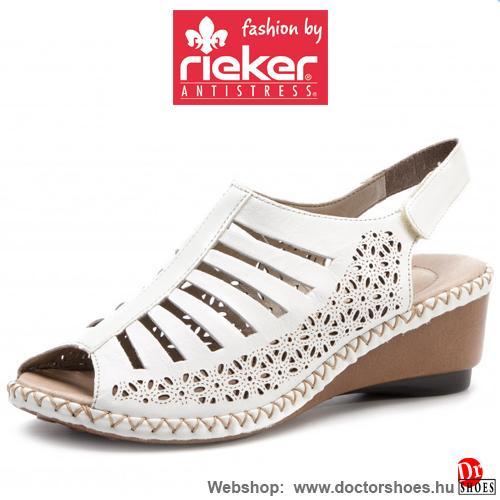 Rieker Isana white | DoctorShoes.hu