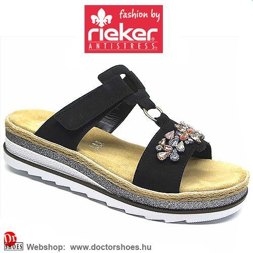 Rieker Pride black | DoctorShoes.hu