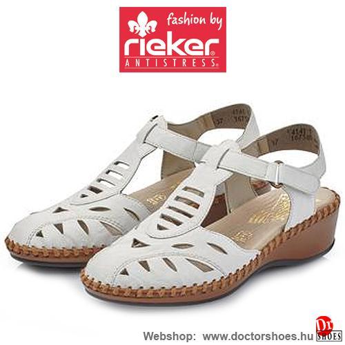 Rieker Mirka white | DoctorShoes.hu