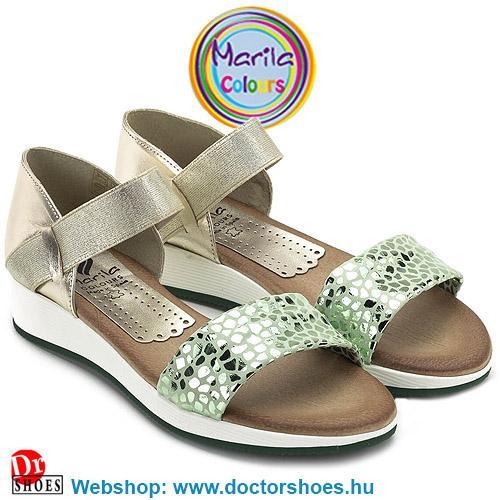 Marila Menta green | DoctorShoes.hu