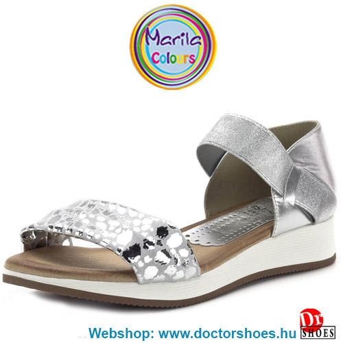 Marila Menta silver | DoctorShoes.hu
