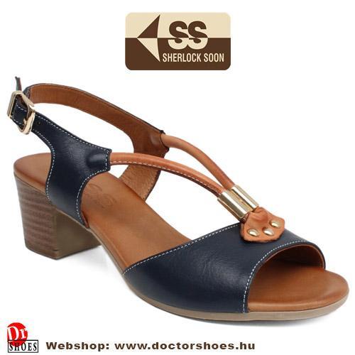 Sherlock Soon Tren navy blue | DoctorShoes.hu