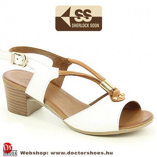 Sherlock Soon Tren white | DoctorShoes.hu